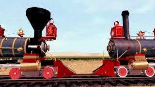 Trainz 12 (3-Part) Whistlez Episode 1 - Free video search site