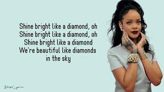 Diamonds   Rihanna (Lyrics) 🎵