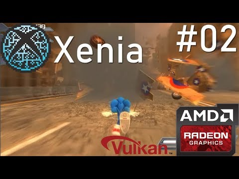 XENIA Xbox 360 Emulator - How easy to activate Vulkan api  How to