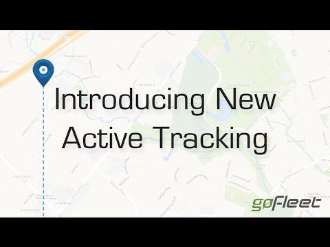 Active Live GPS Tracking By GoFleet & Geotab