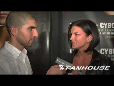 Gina Carano FanHouse Interview