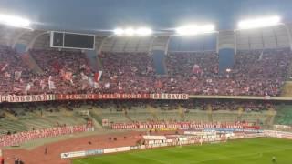 Bari Novara 3 - 4 tifo da brividi