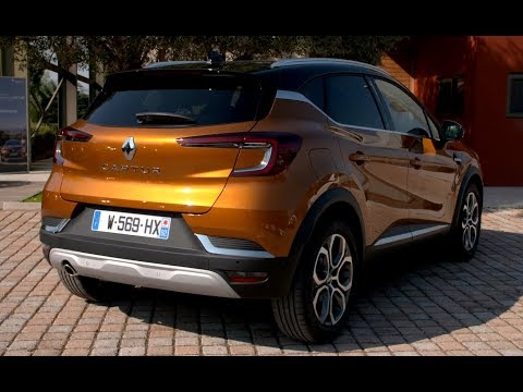 2020 Renault CAPTUR – Exterior and Interior Details