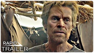 SIBERIA Official Trailer (2021) Willem Dafoe Movie HD