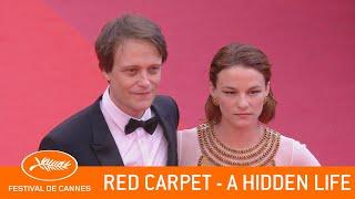 A HIDDEN LIFE   Red Carpet   Cannes 2019   EV