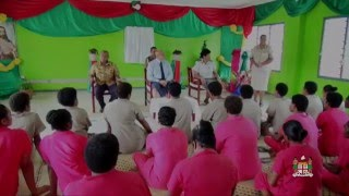 Fijian President visits Women Prison on New Years Eve