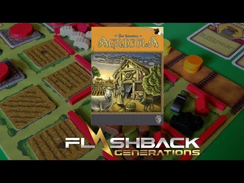 Agricola Review with Flashback Generations