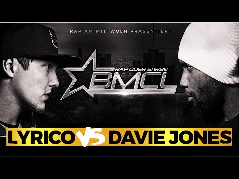 BMCL RAP BATTLE: LYRICO VS DAVIE JONES (BATTLEMANIA CHAMPIONSLEAGUE)
