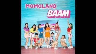 모모랜드 (MOMOLAND) - BAAM [MP3/Audio]