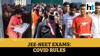 Explained | JEE, NEET exams amid Covid: What students must do; NTA rules - Download this Video in MP3, M4A, WEBM, MP4, 3GP