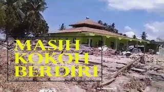 Unggah Video, Sutopo: Setiap Bencana Besar Banyak Bangunan Hancur, Rumah Ibadah Tetap Tegak Berdiri