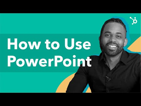 How to Use PowerPoint 2020 - Guide