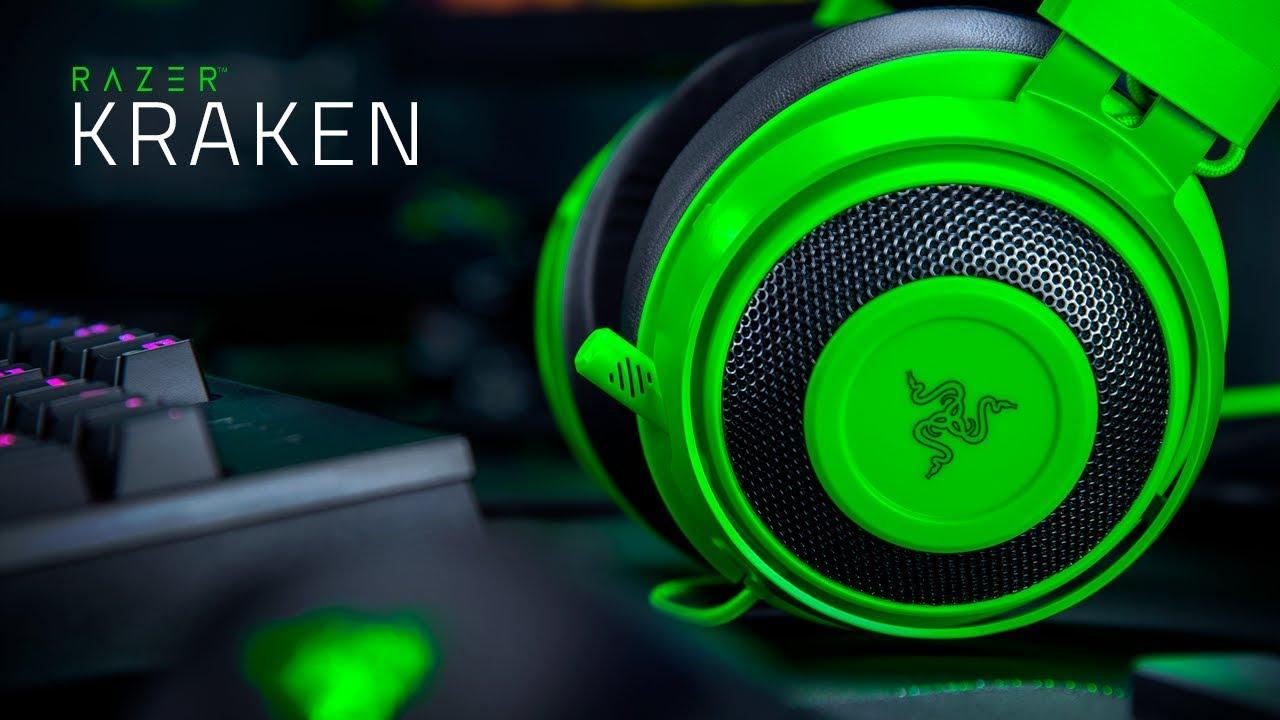 Игровая гарнитура Razer Kraken Multi Platform (Black) RZ04-02830100-R3M1 video preview