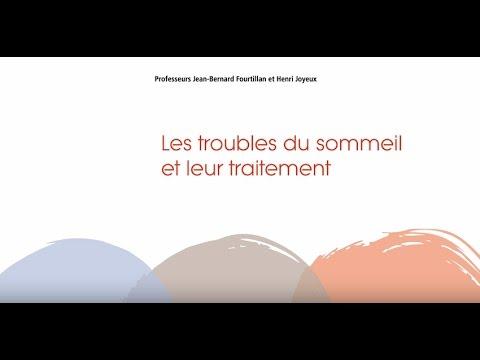 Les troubles du sommeil et leur traitement (Fr) – Pr Jean-Bernard Fourtillan