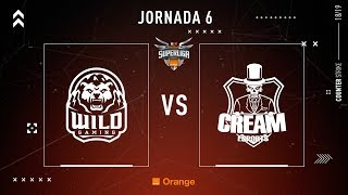 Wild Gaming VS Cream Esports | Jornada 6 | Temporada 2018/2019