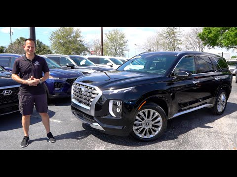 External Review Video EesMg3igRsM for Hyundai Palisade Crossover (OL)