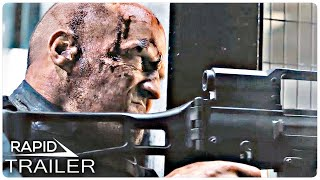 WRATH OF MAN Official Trailer (2021) Jason Statham, Guy Ritchie Movie HD