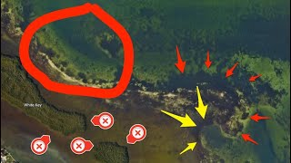 How To Find The Best Inshore Fishing Spots (Both Online And On The Water Tactics)