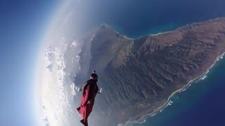 """Hawaii Wingsuit Slow Feat. Ab-Soul """"Just Have Fun"""""""