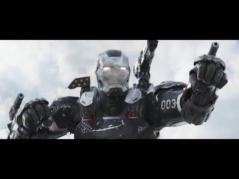 War Machine All Fight Moves.