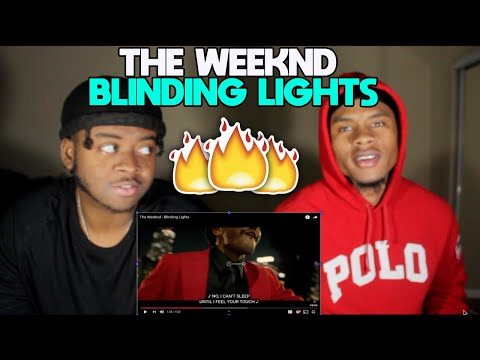 The Weeknd - Blinding Lights Reaction