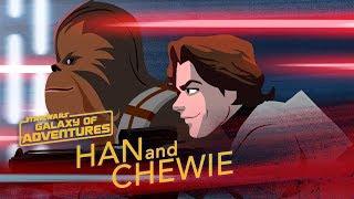 Episode 1.36 Han et Chewie, partenaires pour la vie (VO)