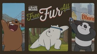 We Bare Bears: Free Fur All - Ice Bear Wants You To Watch This (iPad Gameplay, Playthrough)
