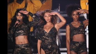 "Destiny's Child ""Say My Name"" Coachella breakdown"