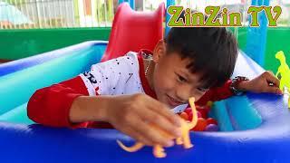 Johny Johny And My Friend  abc learning  - Образовательное видео для детей