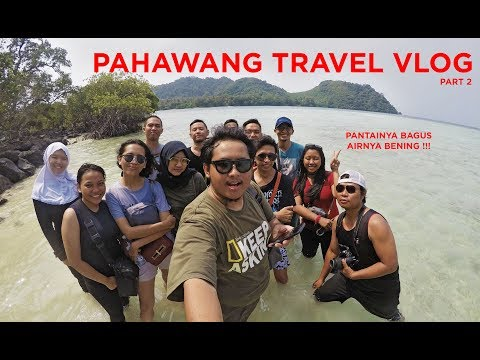 Pahawang Travel Vlog - Part 2 | Finding Nemo !