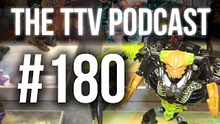 The TTV Podcast - 180 - Summer 2016 BIONICLE Set Discussion