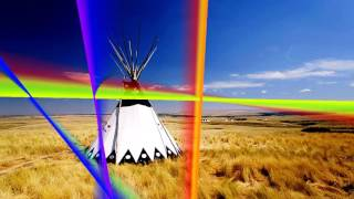"ANDY WASSERMAN'S ""World Music Experience"" - Native American Flute ""Tipi Resonance"""