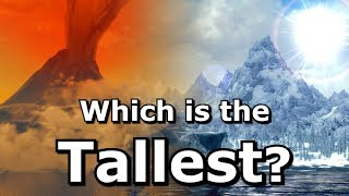 Skyrim - What's the Second Tallest?