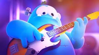 Spookiz | Rockstar жизнь | Забавный мультфильм для детей | WildBrain