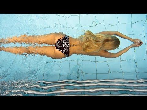 Плавание для похудения. Как правильно плавать?