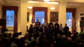 Here We Go (Dispatch) - Substantial Performance (NYU Law A Cappella)