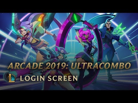 ARCADE 2019: ULTRACOMBO | Login Screen – League of Legends