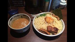 【プチ大盛り】麺屋武蔵 神山の神山つけ麺大盛り