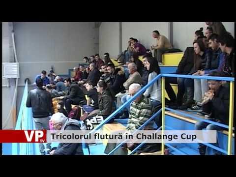 Tricolorul flutură în Challange Cup