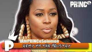 The Truth About Remy Ma Exposing Industry Puppets