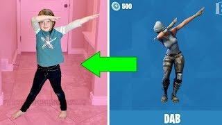 FORTNITE DANCE CHALLENGE | All Dances