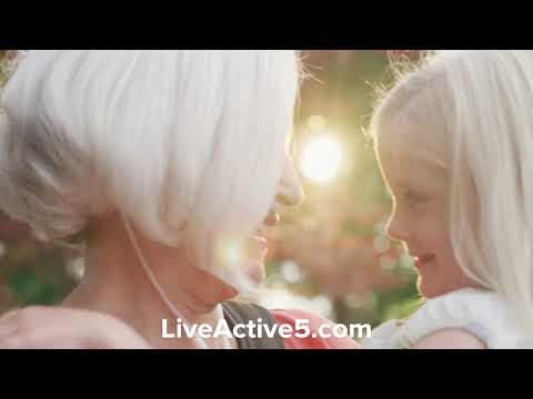 Live Active Five Commercial