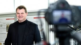 """""""Sustainability? Social solutions for generations to come"""" – Kai-Uwe Bergmann"""
