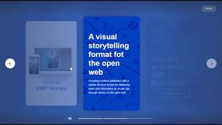 Create Google Amp Stories Just Like Instagram & Facebook | Only HTML & CSS