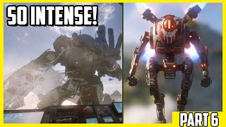 The Most Cinematic Mission Ever In Titanfall 2! - Exploring Apex Lore in Titanfall 2 Ep 6