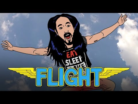 Flight (Song) by Steve Aoki and R3hab
