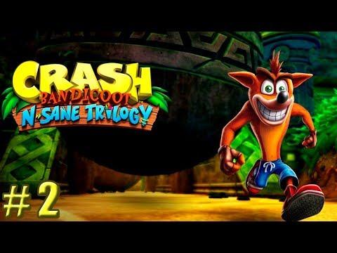 /CZ\ Crash Bandicoot N. Sane Trilogy Part 2 - Už to začíná