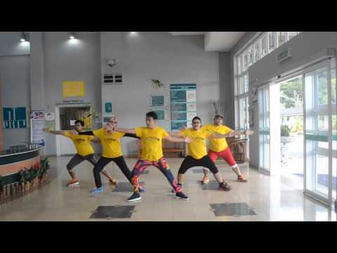 Fitness Fun PENCURI HATI AYDA JEBAT