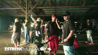 Farruko - (Intro) Los Menores [Behind The Scenes] #EMTV