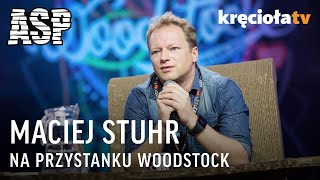 Maciej Stuhr na woodstockowym ASP - RETRANSMISJA